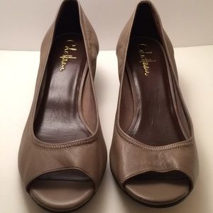 COLE HAAN shoes,open toe , brand new , size 7 1/2